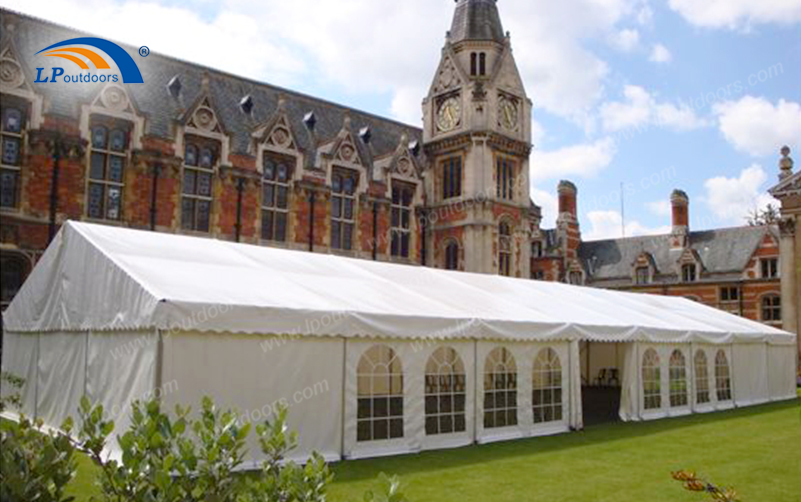 Terrific Temporary Building Marquee Tent Plan Helps Outdoor Teaching