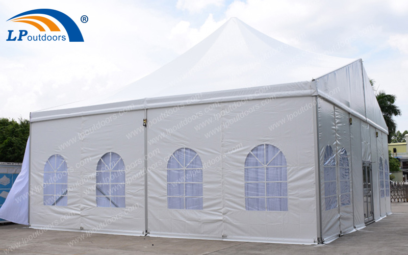 How to Effectively Protect the Quality and Extend the Service Life of the High Peak Party Tent for Outdoor Festivals