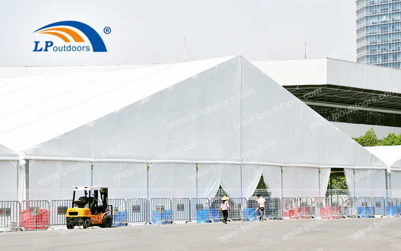How do You Choose a Suitable Exhibition Tent for the Essential Trade Fair