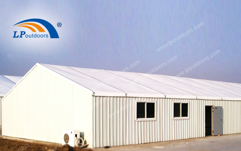 How Can Multifunctional Temporary Industrial Tents Save Money and Effort for Enterprises