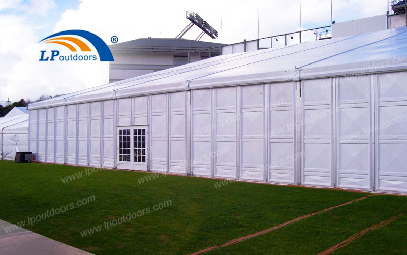 Why LP Outdoors A-frame Industrial Warehouse Tents Have More Advantages than Traditional Ones